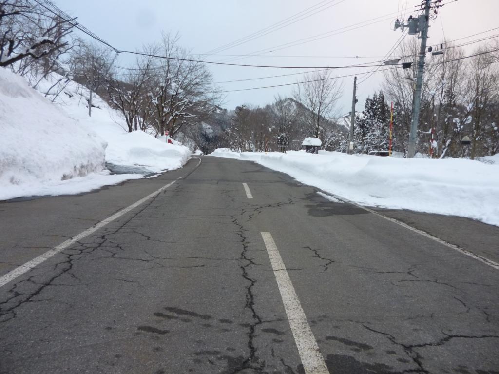 小会瀬道路