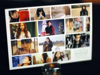 AKB48 映画 ポストカード
