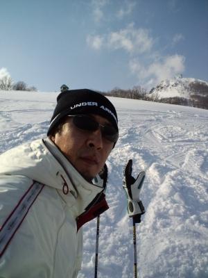 旦那君スキー1