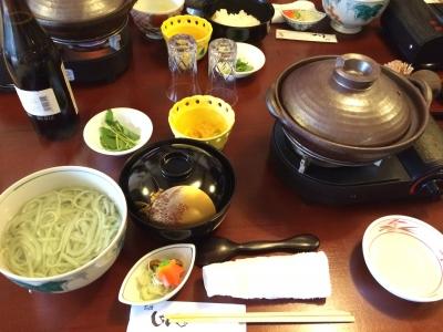 お昼ご飯(親子丼)