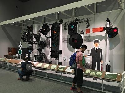 博物館内3