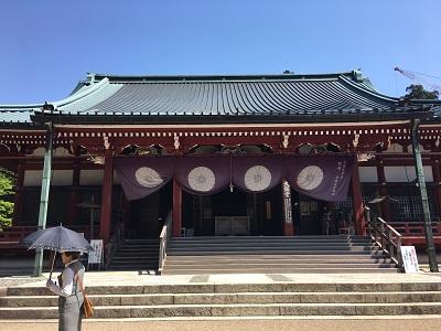 延暦寺(大講堂)