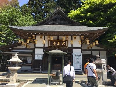 延暦寺(大黒堂)