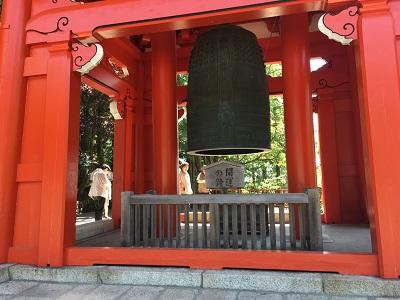 延暦寺(鐘楼)