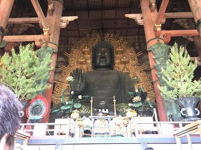 東大寺(大仏/正面)