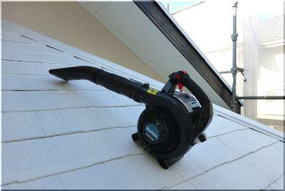 屋根塗装 遮熱フッ素樹脂
