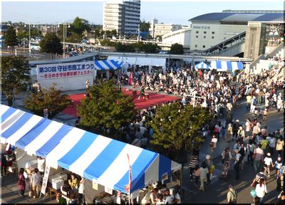 夢彩都フェスタ2013×プラチナコーティング