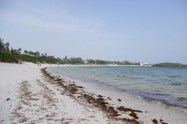 ワタムビーチ