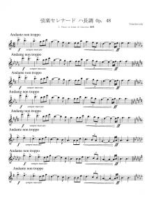 ���ڥ���ʡ��� Op. 48_01