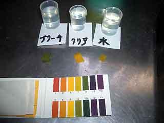 塩素酸水の実験03