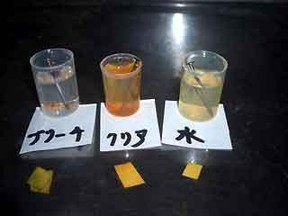 塩素酸水の実験14