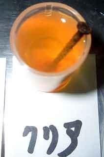 塩素酸水の実験17