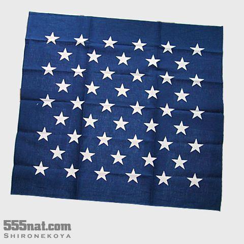 星条旗 バンダナ