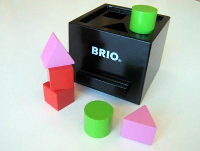 BRIO形合わせボックス