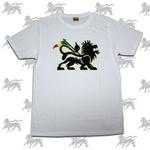 ラスタTシャツ RASTALION[WHT] bk006