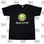 ラスタTシャツ IRIELION[BLK] bk008