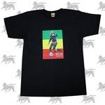 ラスタTシャツ BOB MARLEY[BLK] bk011