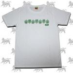 マリファナTシャツ [WHT] bk012