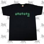 マリファナTシャツ [BLK] bk013