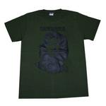 チェ・ゲバラTシャツ[CHE GUEVARA][KHAKI]bk022