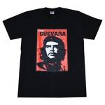 チェ・ゲバラTシャツ[CHE GUEVARA] [BLK]bk025