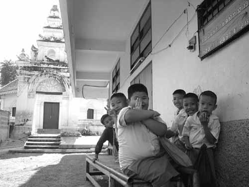 みちくさ91号 お寺の学校
