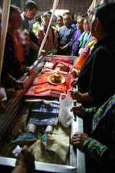 89号 モン族の葬式1−1