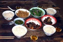 67号 リス族の食事2