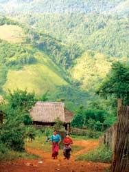 39号タイの山岳民族はじめに1