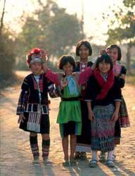 39号 タイの山岳民族はじめに2