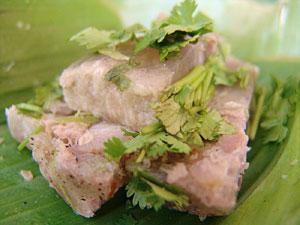 豚肉の煮こごり