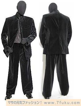 マオカラースーツの商品詳細ページへ
