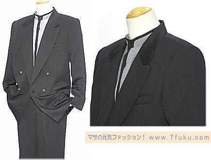 ダブルスーツの詳細商品ページへ