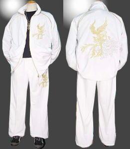 ブランキージェットのジャージスーツ画像