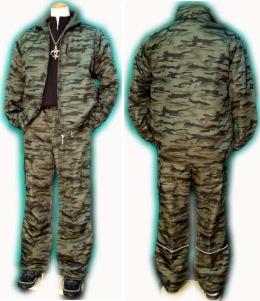 HUMMER(ハマー)のナイロンスーツ