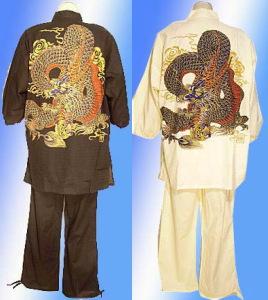 龍神の作務衣の詳細画像へ