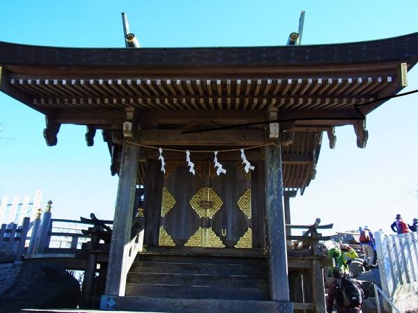 筑波神社女体山