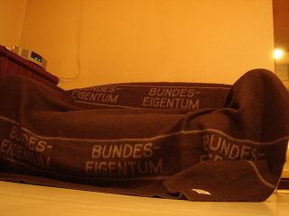 BUNDES-EIGENTUM ブランケット