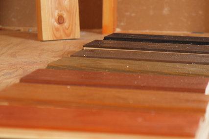 木部外壁塗装サンプル