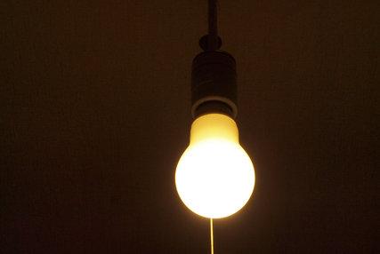 ヤザワLED電球一般形5.6W口金E26電球色LDA6LG