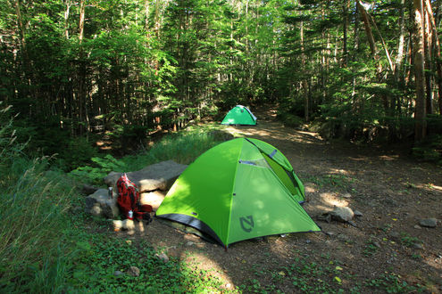しらびそ小屋みどり池キャンプ場