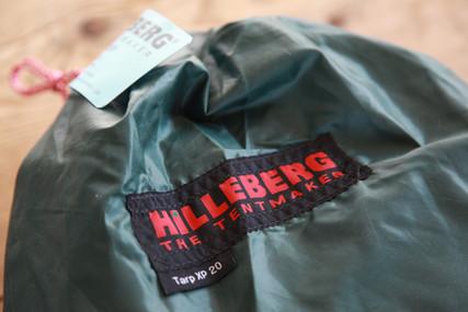 ヒルバーグ タープ20 XP