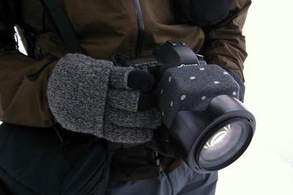 雪山装備カメラ編