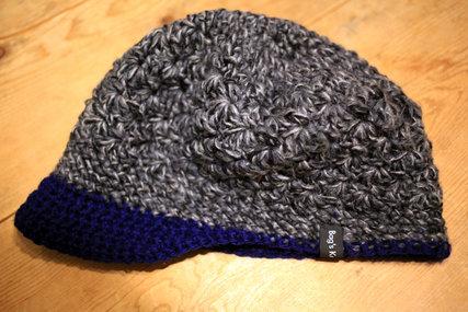ノースのニット帽(改)
