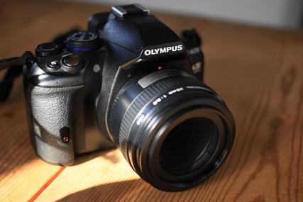 オリンパスE-620+ZD35mm F3.5 Macro