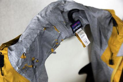 レインシャドージャケット2009年モデル