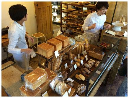幸手cimaiのパン屋さん