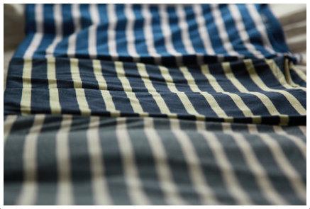 セント・ジェームスのボーダーTシャツ