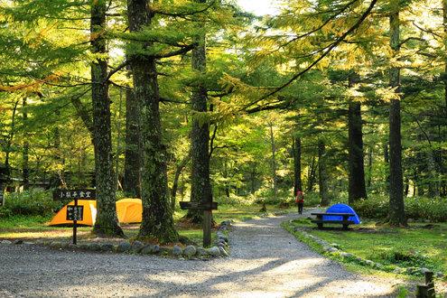 小梨平キャンプ場