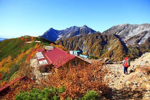 ヒュッテ西岳